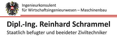 Ingenieurkonsulent Dipl. Ing. Reinhard Schrammel