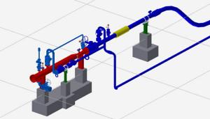 Anlagenplanung und Prozesssimulation